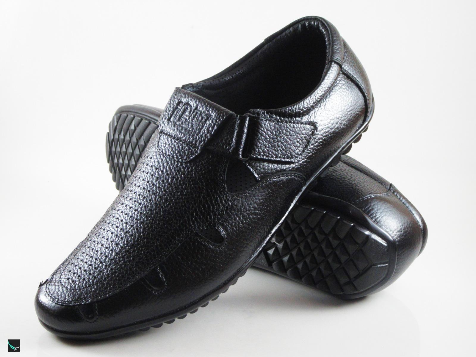 Men's Stylish Leather Shoes - 3794